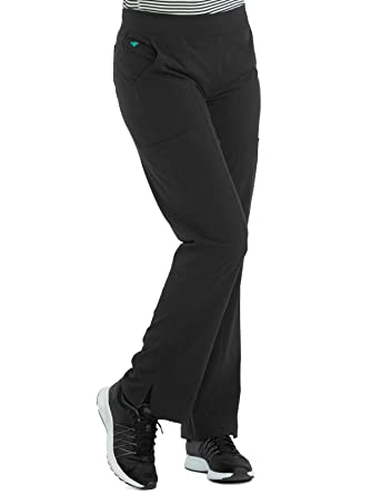 a2d48d6e84a21 Med Couture Energy Women's Yoga 2 Cargo Pocket Scrub Pant, Black, X-Small