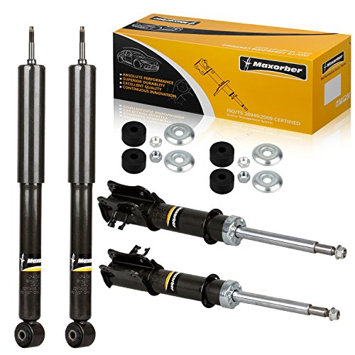 Price comparison product image Maxorber Full Set 4 Pieces Shocks Struts Absorber Kit For 1989-1997 Geo Tracker 1998 Cheverolet Tracker 1989-1998 Suzuki Sidekick