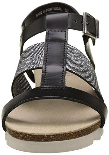 Sandales Bout Femme Noir By Rieti black Ouvert Palladium Pldm qSHvg16tc
