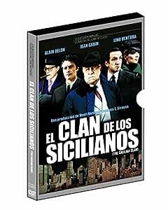 El clan de los sicilianos [DVD]