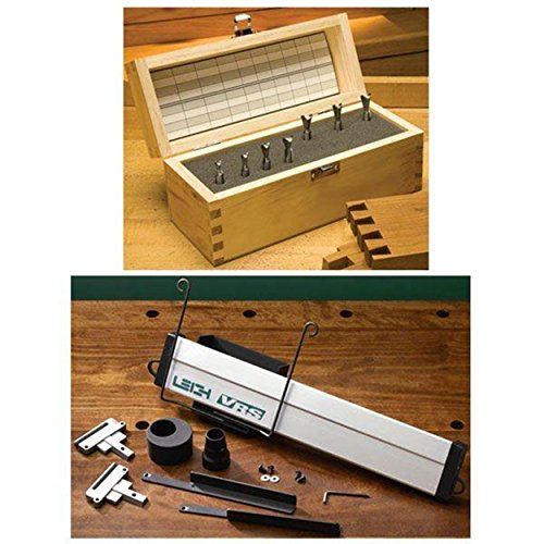 "Leigh Accessory Kit for Super 18"" Dovetail Jig"