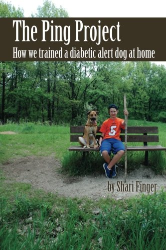 The Ping Project: How we trained a diabetic alert dog at home
