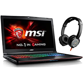 "MSI GE72 Apache Pro-003 (i7-6700HQ, 32GB RAM, 250GB SATA SSD + 1TB HDD, NVIDIA GTX 960M 2GB, 17.3"" Full HD, Windows 10) Gaming Notebook"