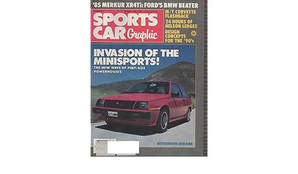 Sports Car Graphic Magazine, October 1984 (Vol 2, No 10): Deborah Feder, John Hanson, Rick Titus, Craig Caldwell: Amazon.com: Books