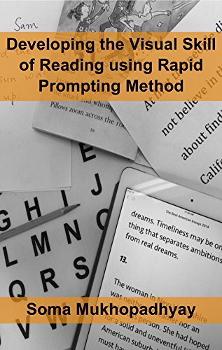 Developing the Visual Skill of Reading using Rapid Prompting Method