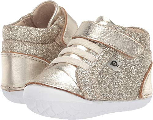 - Old Soles Baby Girl's Ring Pave (Infant/Toddler) Glam Gold/Gold 22 M EU