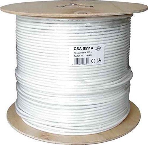 Astro Strobel Cable Coaxial de CSA 9511 a tr.500 EAN ...