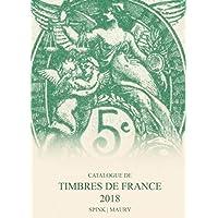 Catalogue de timbres de France 2018 - VOLUME 1 et 2