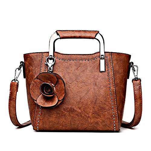 Small Mini Purses and Handbags for Women for Essentials – Vegan Leather Top-Handle and Crossbody Bag