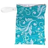 Multi-purpose WET BAG by PumpEase - TaTa Turquoise