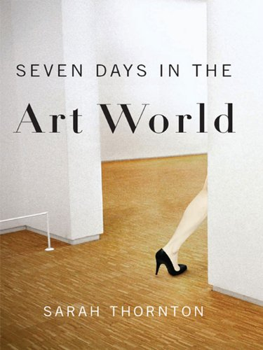 Pdf eBooks Seven Days in the Art World