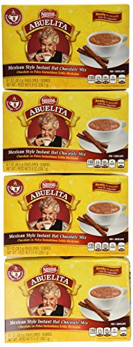 Abuelita Mix Inst Hot Choc 8-1z (Best Mexican Hot Chocolate)