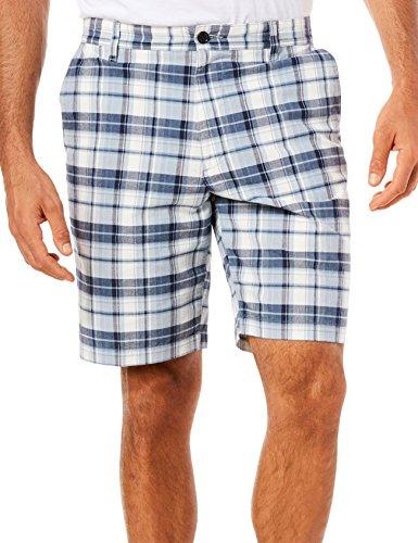 Dockers Men's Classic Fit Perfect Short D3, Levine Copen Blue (Stretch), (Perfect Fit Clothes)