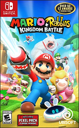 : Mario + Rabbids Kingdom Battle - Nintendo Switch Standard Edition