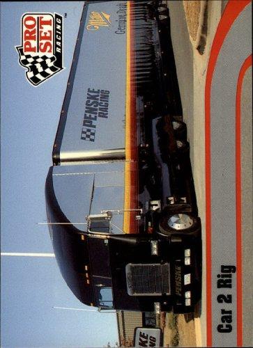 1992 Pro Set #12 Rusty Wallace's Transporter