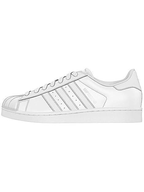 save off 6f566 36686 Adidas Superstar Foundation B27136, Scarpe Sportive - 46 EU