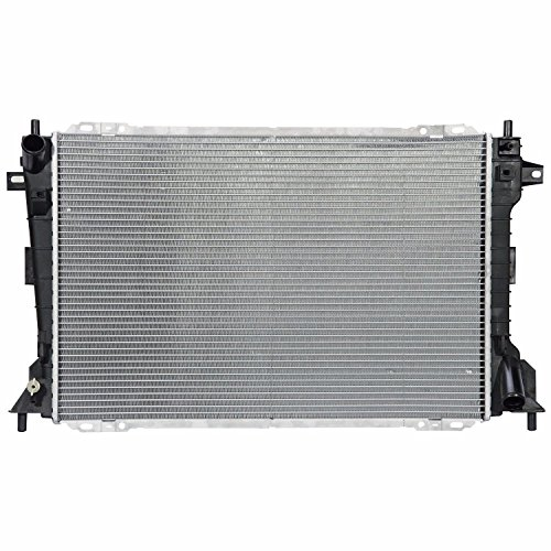 Klimoto Brand New Radiator fits Ford Crown Victoria Lincoln Town Car Mercury Grand Marquis 1998-2002 4.6L V8 FO3010106 F5VY8005A F5VY8005B F8VH8005BA F8VHAE Q2157 CU2157 RAD2157 DPI2157