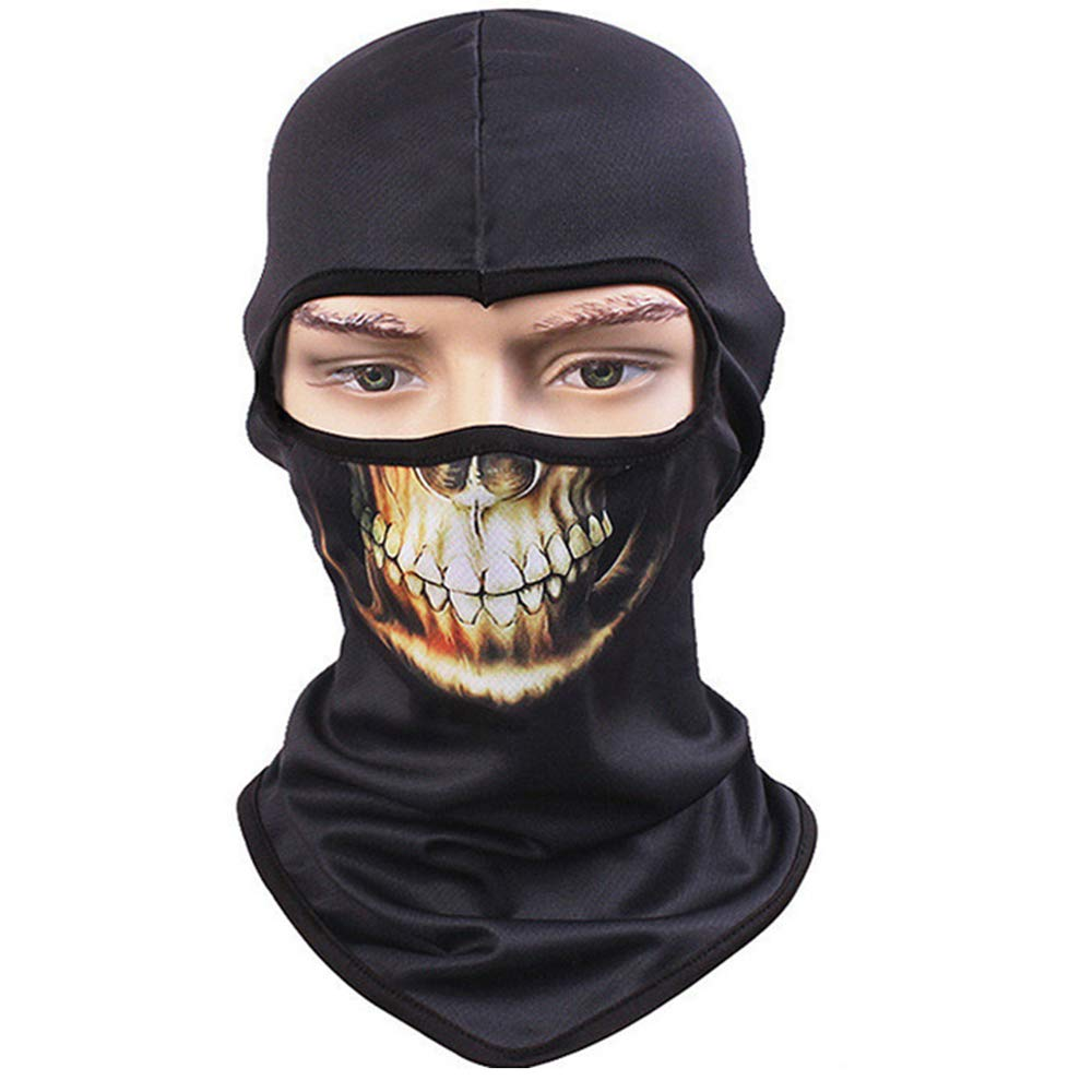 3D Animal Funny Balaclava...