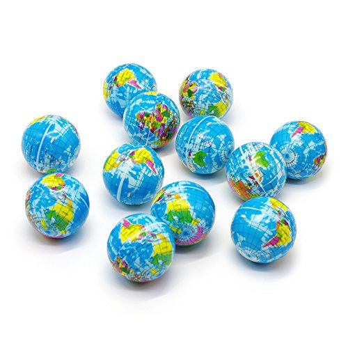 On sale bravo sport globe squeeze stress balls 1 dozen earth ball on sale bravo sport globe squeeze stress balls 1 dozen earth ball stress relief gumiabroncs Image collections