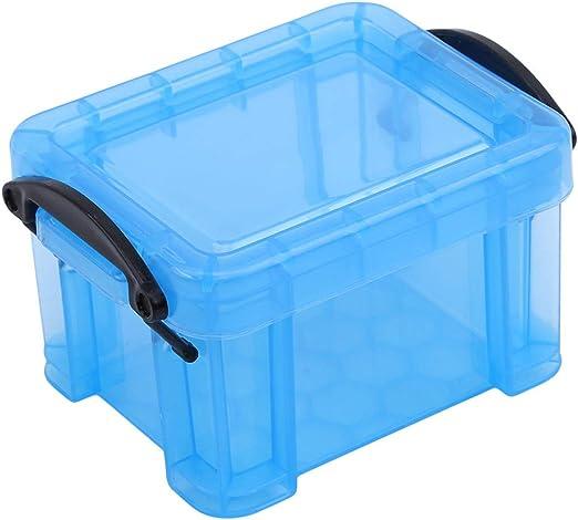 Weiy Cajas de Almacenamiento en un Organizador de plástico ...