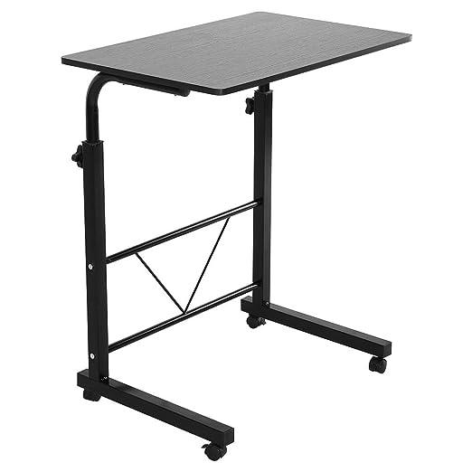 Zerone mesa escritorio madera, para portátil compurter Altura ...