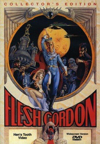 Flesh Gordon (Widescreen) Suzanne Fields Michael Benveniste Jason Williams Dave Allen