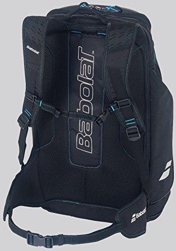 Babolat - Maxi Tennis Backpack Black - (B753064-105) by Babolat (Image #1)