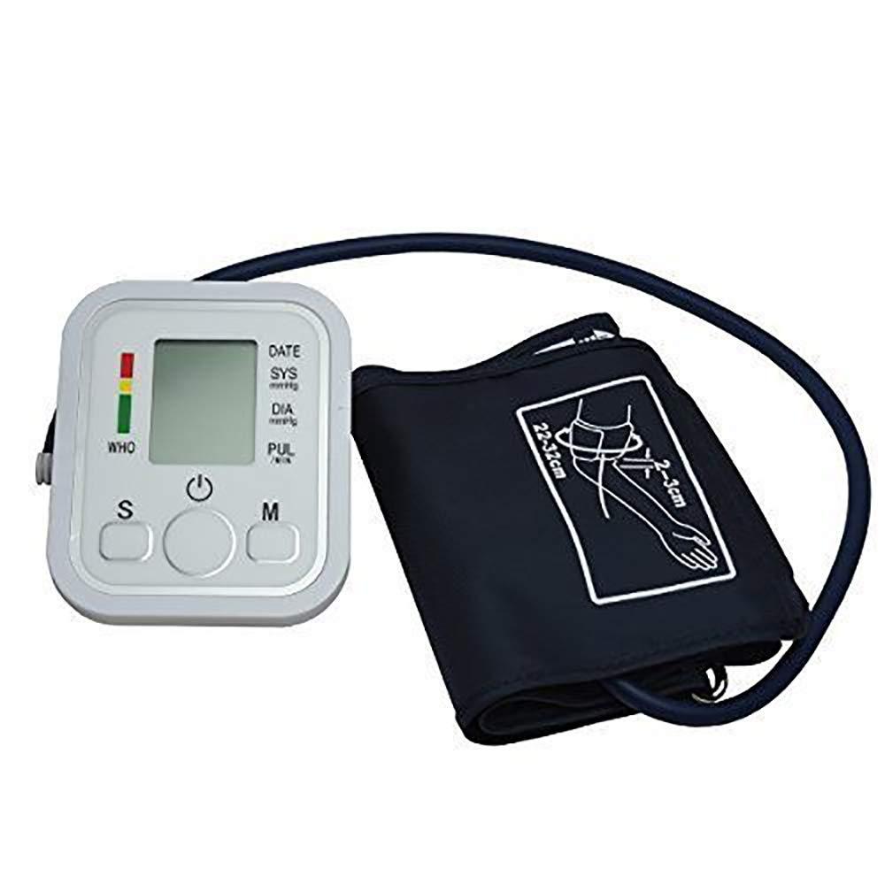 MP power @ Arm Digital Blood Pressure Monitor Pulse Meter - measure hypertension level & Heart Rate mondpalast
