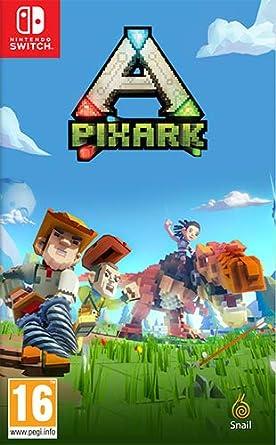 PixARK - Nintendo Switch [Importación italiana]: Amazon.es ...
