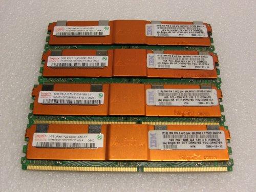 Ddr2 Memory 1gb Module (HYNIX 1GB PC2-5300F DDR2 FBD MEMORY MODULE HYMP512F72BP8D2-Y5)