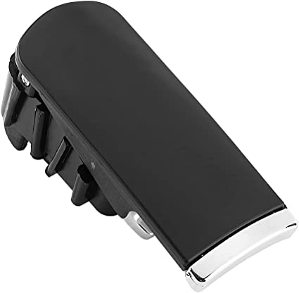 Coperchio vano portaoggetti Maniglia-materiale ABS nero resistente per Au-di A4 8E B6 B7 2001-2007 Coperchio vano portaoggetti
