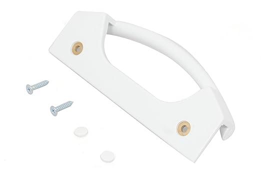 Bosch Kühlschrank Griff : Original bosch kühlschrank gefrierschrank tür griff weiß