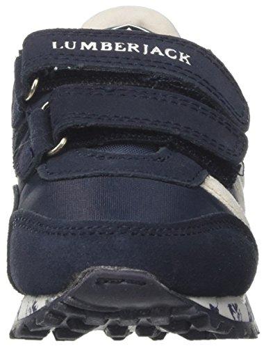 Lumberjack Freedom, Zapatillas Para Niños Blu (Navy Blue)
