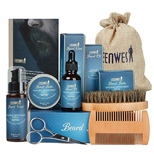9 in 1 Beard Grooming Kit