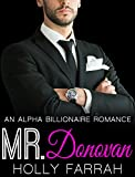 Mr. Donovan: Book 1 (Contemporary Bad Boy Romance Series)