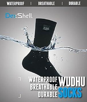 DexShell - Calcetines impermeables para ablución: Amazon.es: Deportes y aire libre