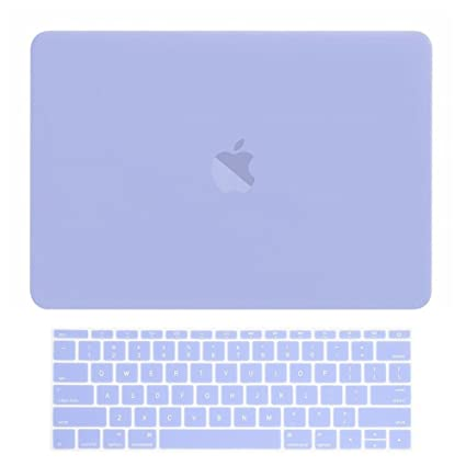 the latest dad59 9b7a2 TOP CASE - 2 in 1 Signature Bundle Rubberized Matte Hard Case + Matching  Color Keyboard Cover Compatible MacBook Pro 13