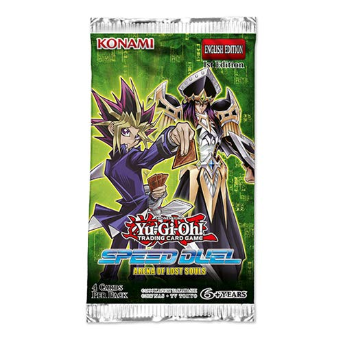 - Yu-Gi-Oh! KONSBLS Arena of Lost Souls Booster Packet