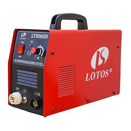 50-Amp Dual Voltage Plasma Cutter