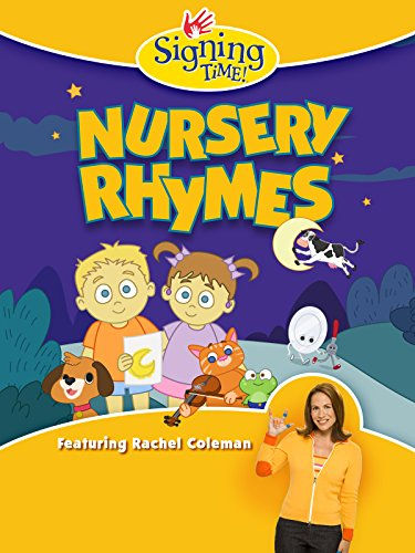 Signing Time Nursery Rhymes by