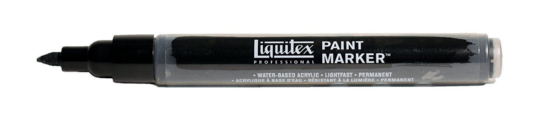 Liquitex Professional Fine Paint Marker, Carbon Black 4620337