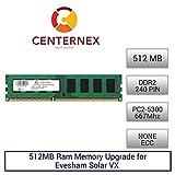 512MB RAM Memory for Evesham Solar VX (DDR25300 NonECC) Desktop Memory Upgrade by US Seller