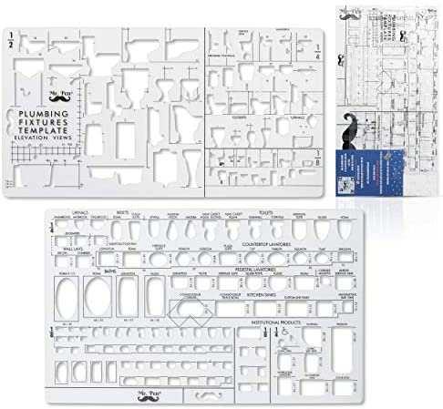 Mr Plumbing Architectural Templates Architecture product image