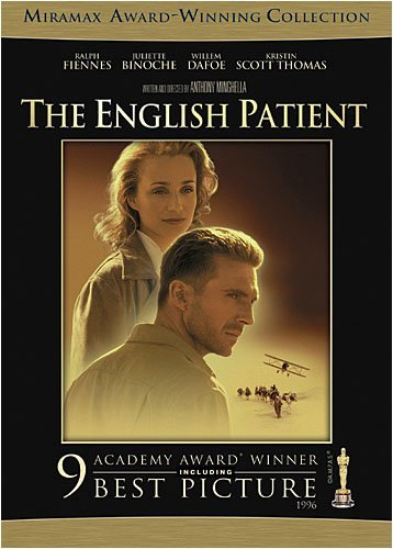 The English Patient (Miramax Collector's Edition) by Ralph Fiennes