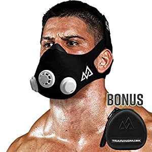 Training Mask Elevation Maschera per Allenamento ad Alta Quota 3 spesavip