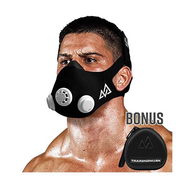 Training Mask Elevation Maschera per Allenamento ad Alta Quota 1 spesavip