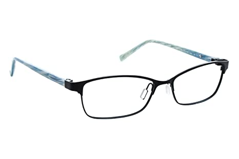 095c32b05ba9 Eco Cape Town Women s Eyeglass Frames - Matte Black at Amazon Women s  Clothing store