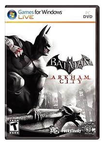 Batman: Arkham City - Action Video Game, PC
