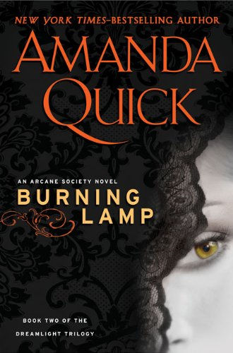 Burning Lamp Arcane Society Novel
