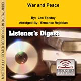 Bargain Audio Book - War and Peace